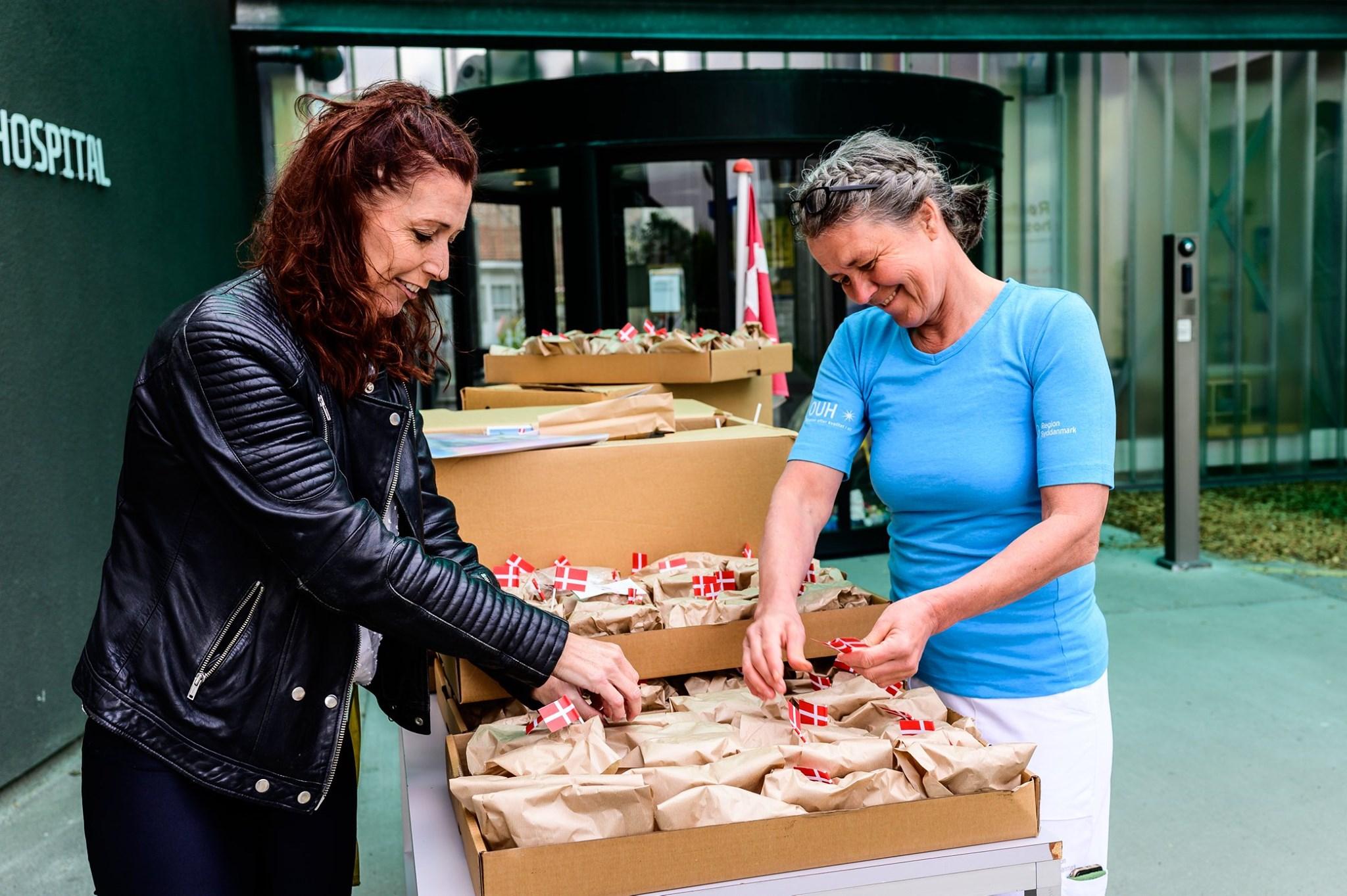 Donationer til aktiviteter under coronakrisen