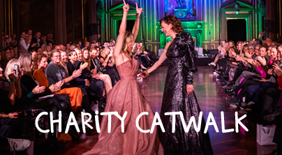 Charity Catwalk til fordel for Legeheltene