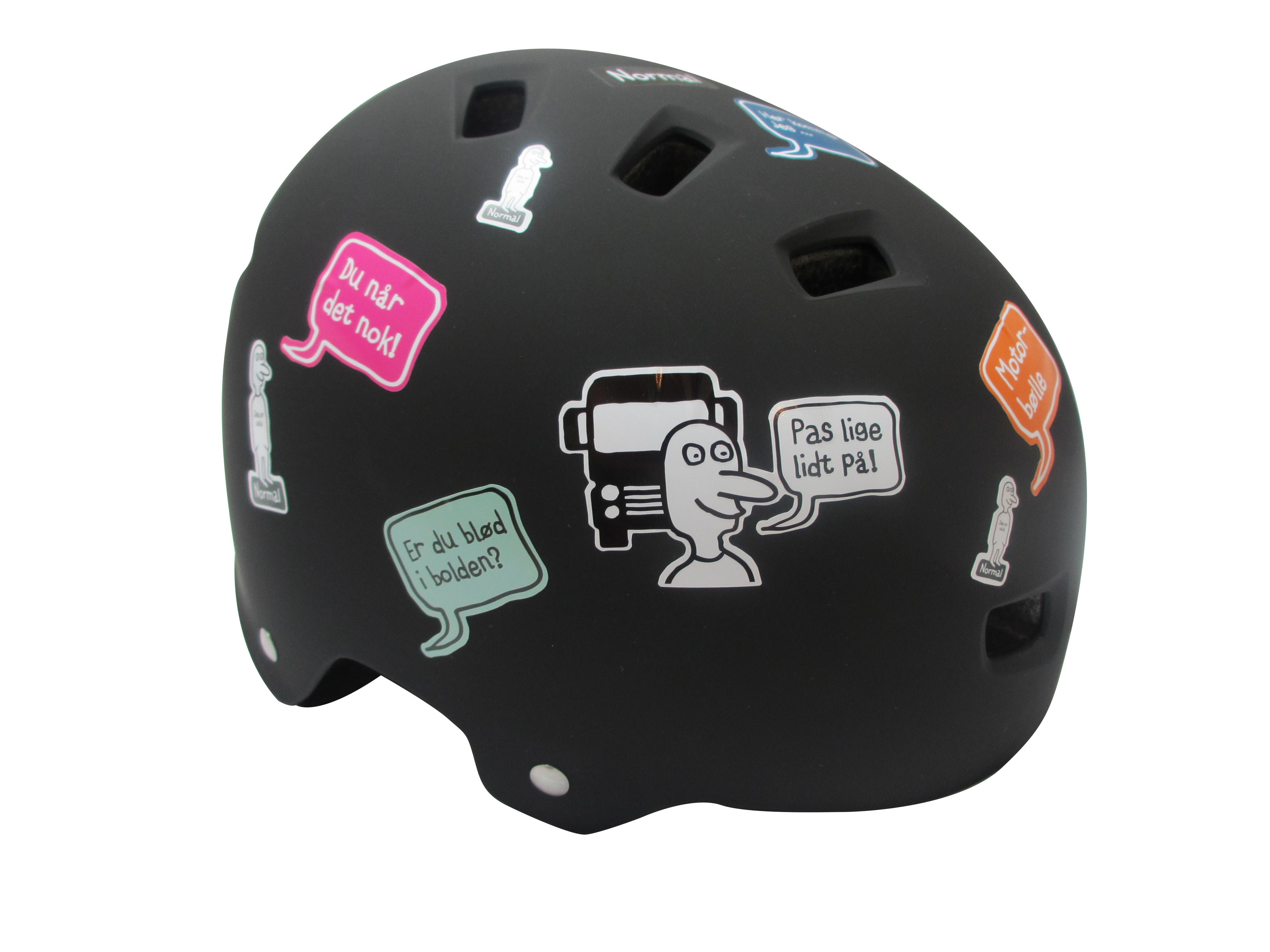 Kendte På med hjelmen! Ny kampagne skal få flere børn til at bruge XI-89